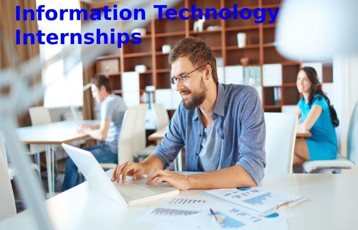 information technology internships