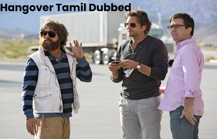 hangover tamil dubbed