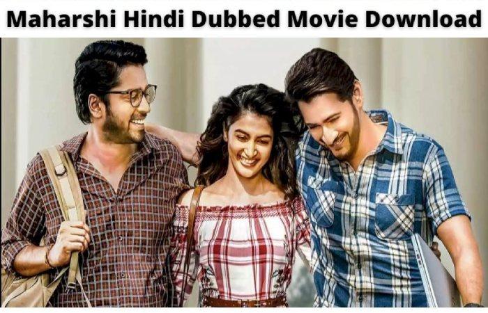 maharshi download