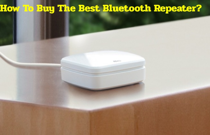bluetooth repeater